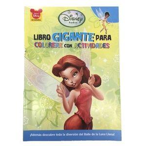 Disney Fairies Big Fun Book To Color - Rossetta